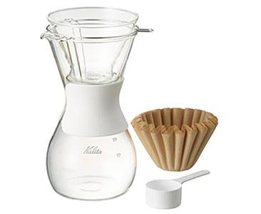 Kalita Wave Style Brewer - White Goat Coffee