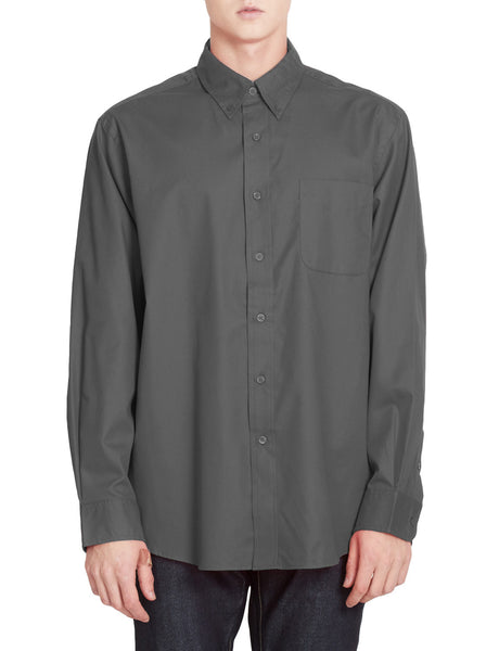 PORT AUTHORITY PREMIUM Mens Classic Wrinkle Resistant Long Sleeve Button Down Shirt
