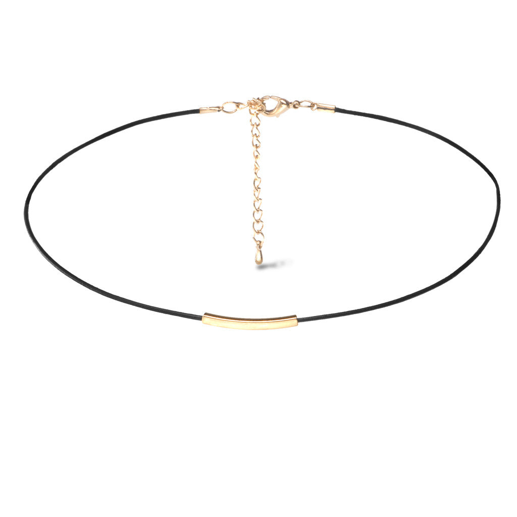 Indica Gold Choker - Aldina Collection