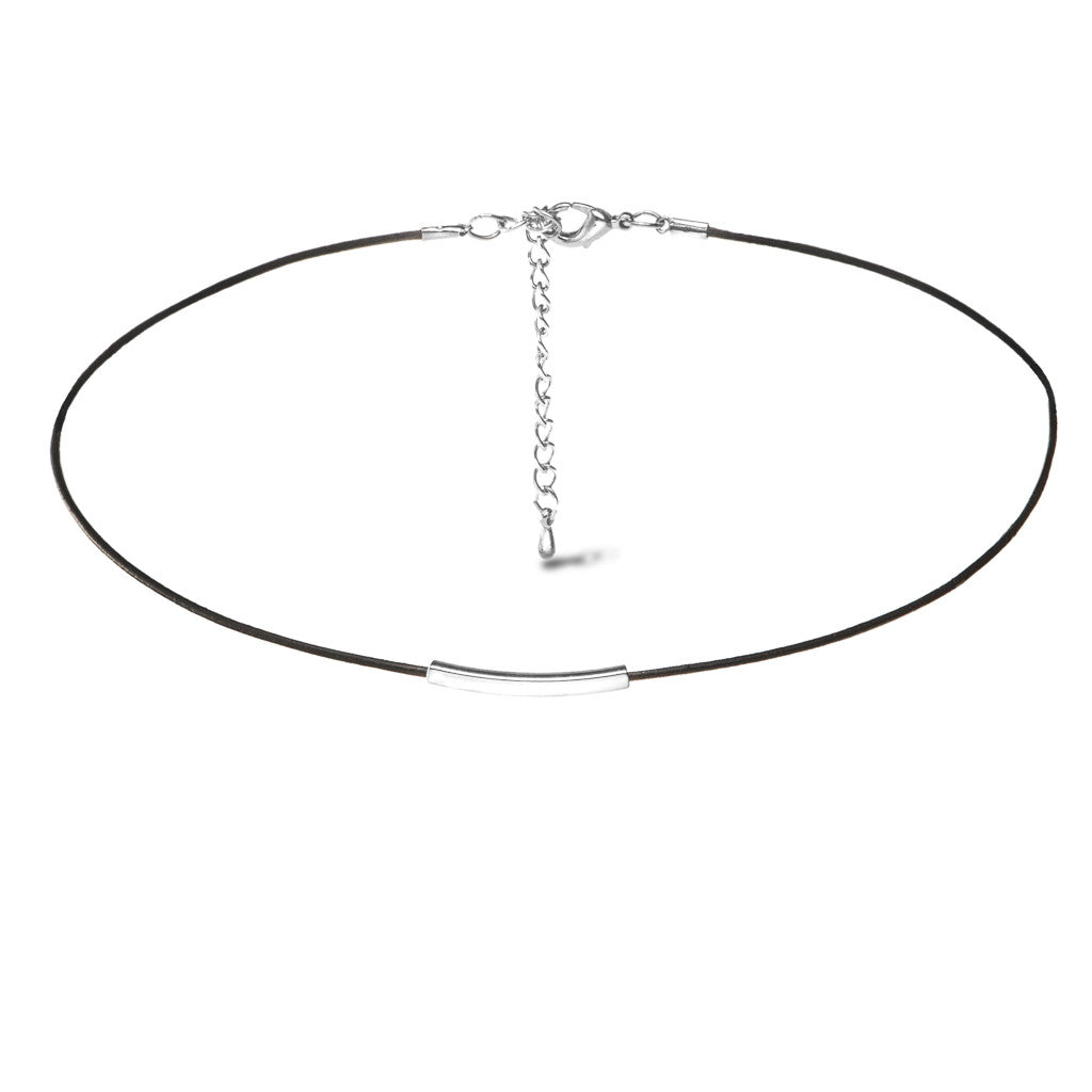 Indica Silver Choker - Aldina Collection