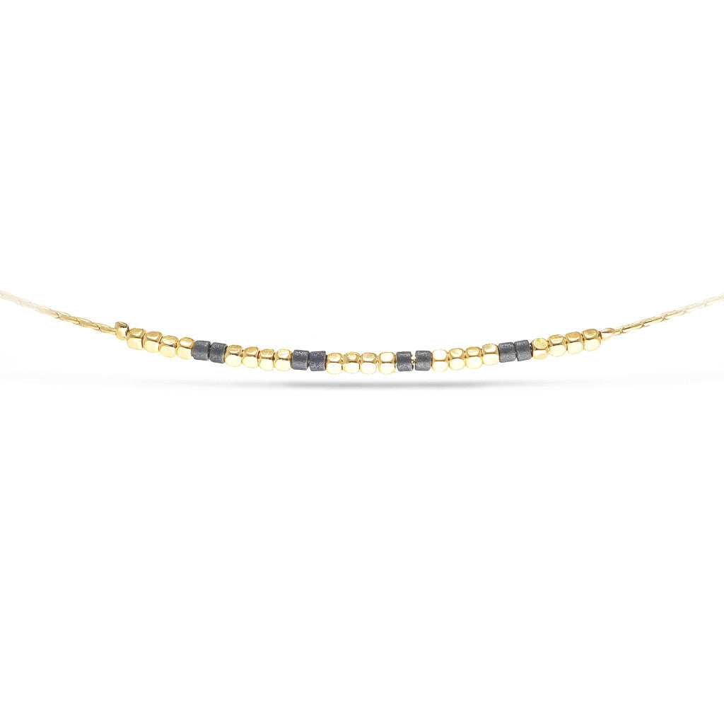 Eden Beaded Choker - Aldina Collection
