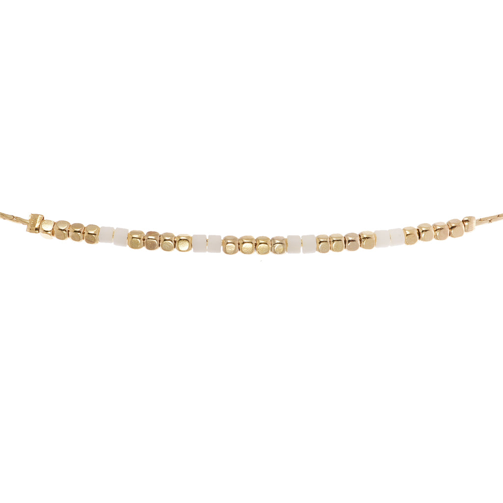 Goldie Beaded Choker - Aldina Collection