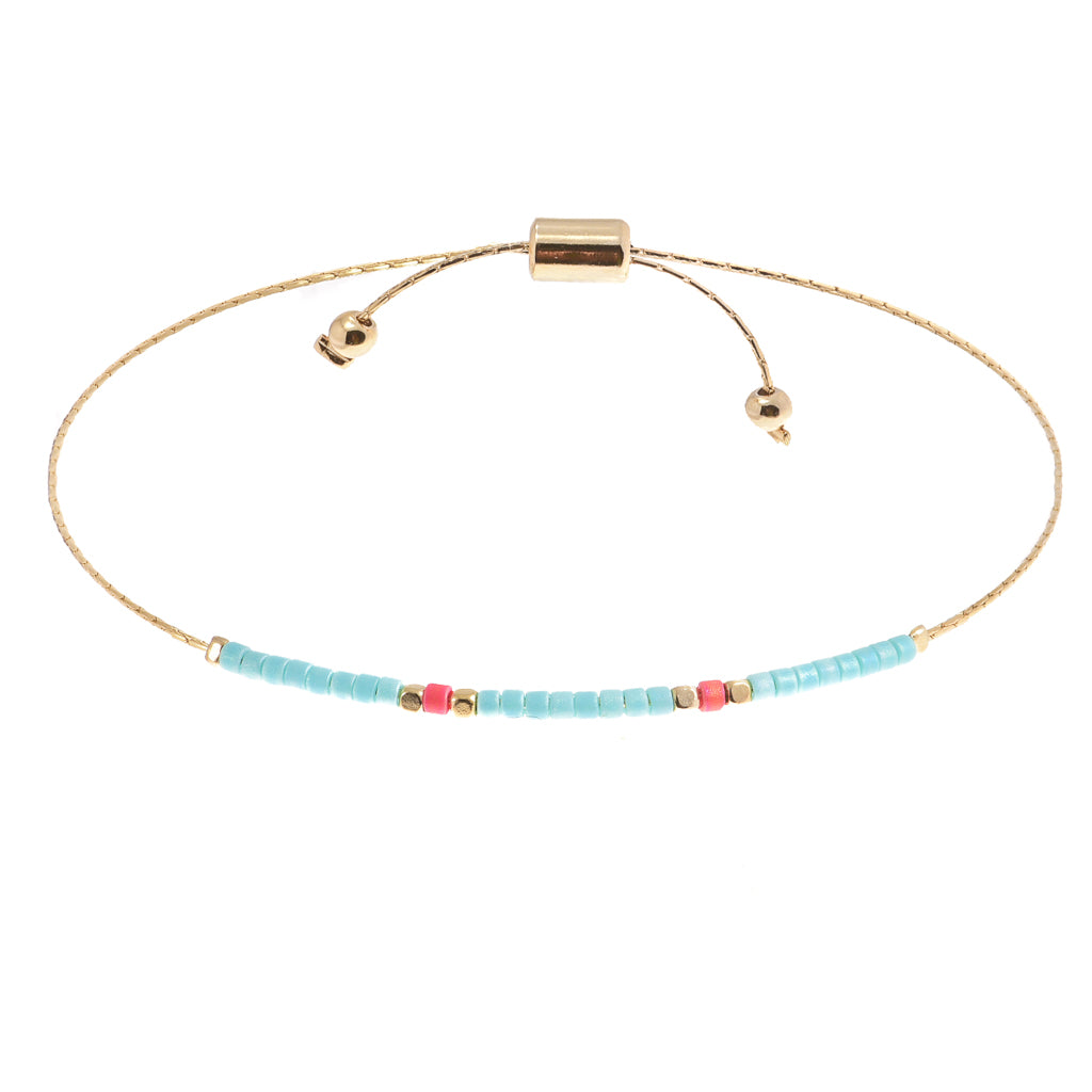 Fiji Beaded Bracelet - Aldina Collection