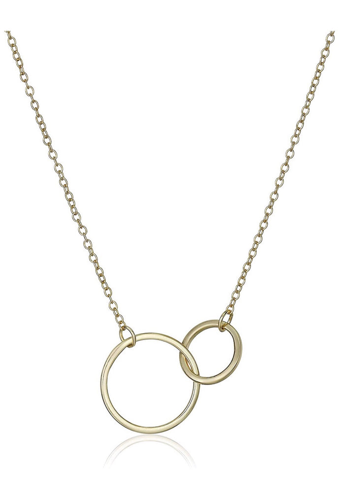 Eternity Necklace Gold