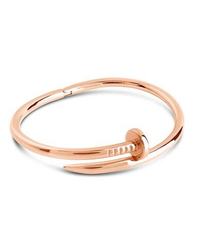 Nail It Bracelet Rose Gold