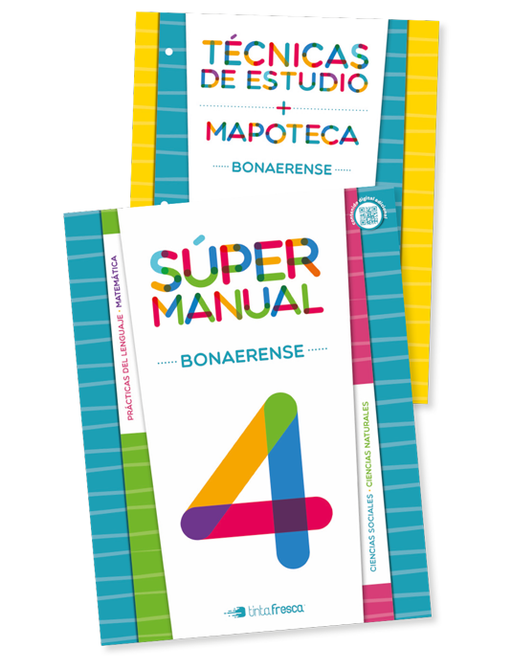 Súper Manual 4 (Bonaerense).-
