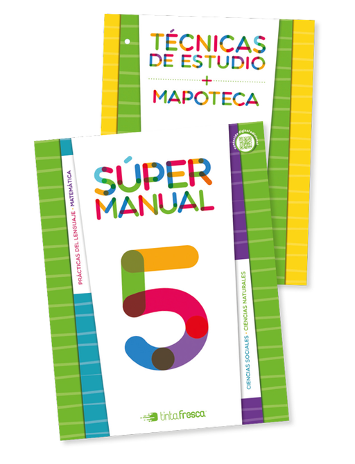 Súper Manual 5 (Nación).-