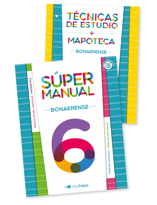Súper Manual 6 (Bonaerense).-