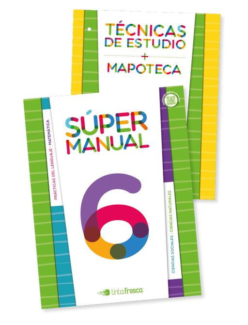 Súper Manual 6 (Nación).-