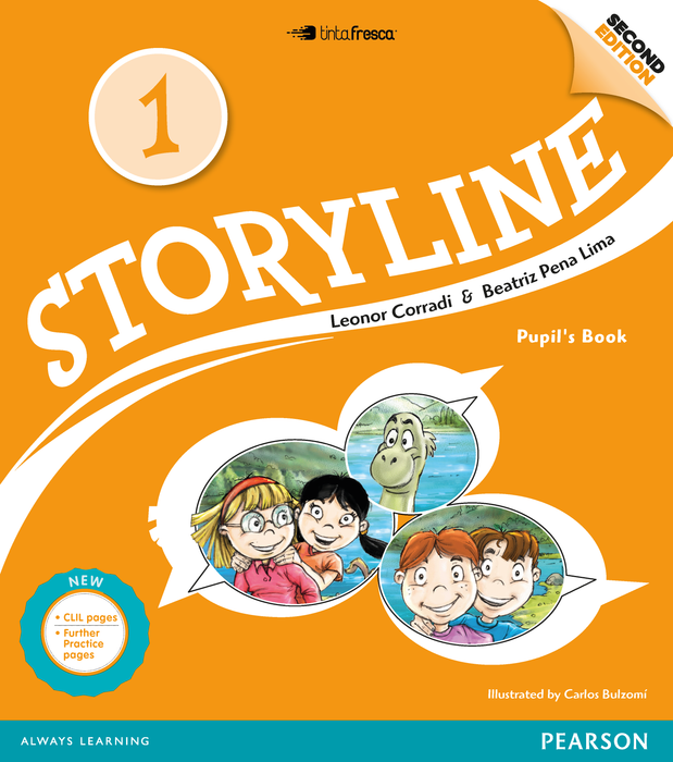 Storyline 1 Pupil's Book