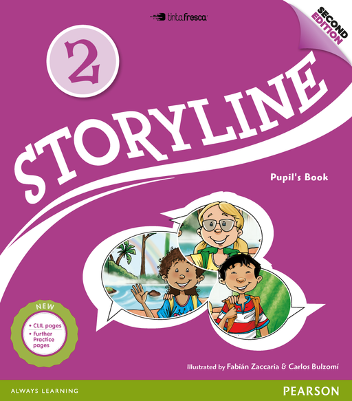 Storyline 2 Pupil's Book