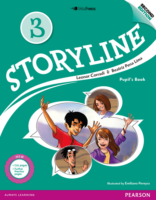 Storyline 3 Pupil's Book