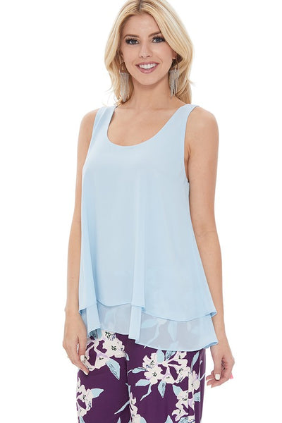 Powder Blue Tank