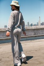 Grey Lounge Set Pants