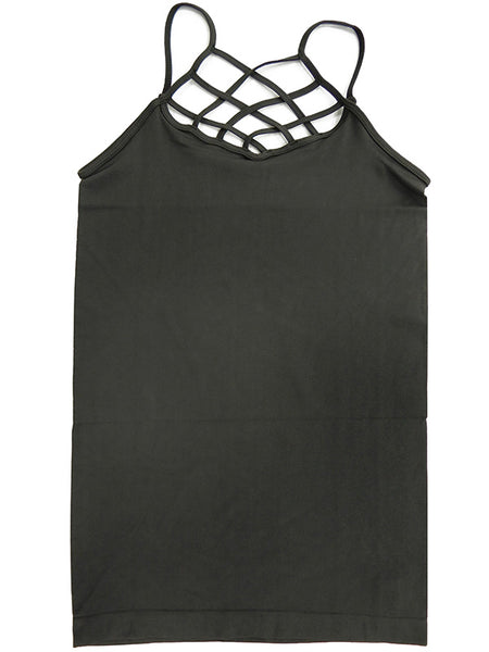 Criss Cross Cami (several colors)