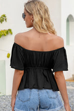 Casual Ruffle Top