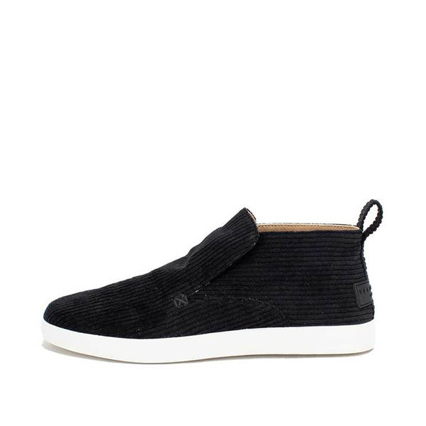 Oriana Black Tennis Shoes