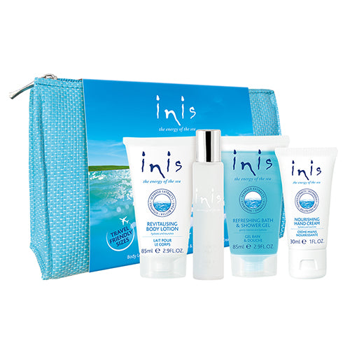 INIS Voyager Travel Set