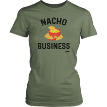 Nacho Business Tee