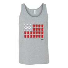 United States of Beer Pong Tank