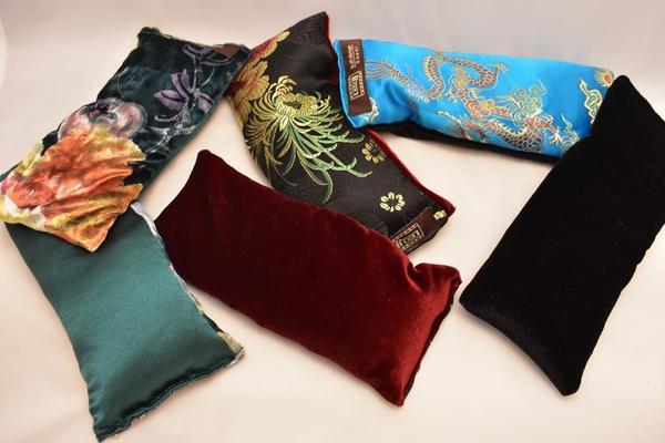 Our Luxurious Eye Pillows