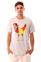 Mens Rooster Tee