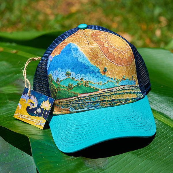 Troy Carney Art Trucker Hat
