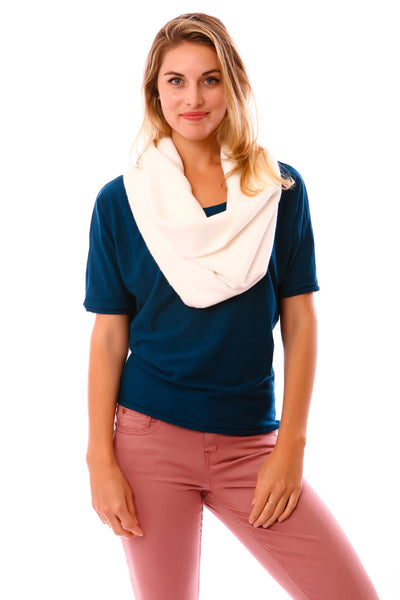 Hood n' Scarf - Bamboo or Organic Cotton