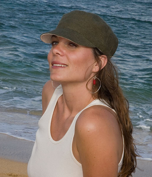 Hemp Reversible Engineer Hat