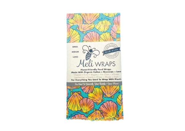 Bees Wax Food Wraps - 2 pack