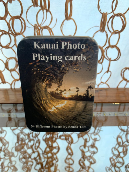 Kauai photo playing cards