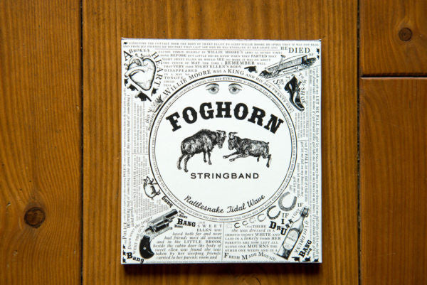 Foghorn Stringband CD's