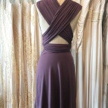 Bamboo Twist and Wrap Dress