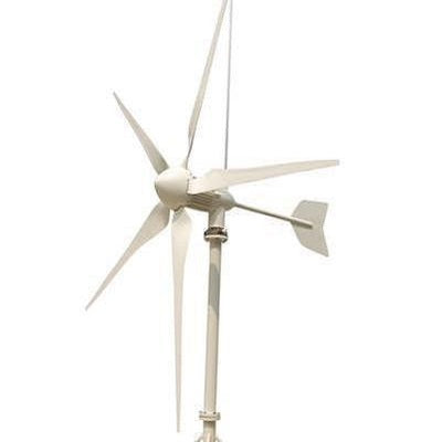 Wind Power and Backup Generators