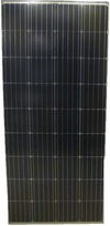 200W+25% 36 Cell 12V Nominal Solar Panel - 5 Busbar