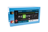 RELiON 12V 300Ah RB12-300 LiFePO4 Deep Cycle Battery