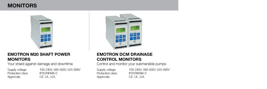 Emotron Monitors
