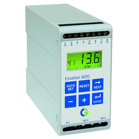 7.5HP, 230V - Advanced Motor Control & Pump Protection - TSA-P-22-2