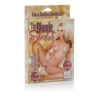 Muñeca inflable - The Blonde Starlet - California Exotic