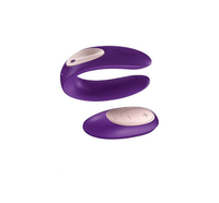 Estimulador tipo we vibe con control remoto - Satisfyer Partner Plus Remote