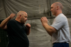 1 to 1 Sessions in Self-Defence