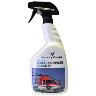 Velocity Visions Aircraft Multi Purpose Cleaner-Velocity Visions