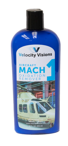 Velocity Visions Aircraft Mach 1 Oxidation Remover