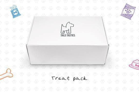 Tails Tasties Treat Pack - SMALL
