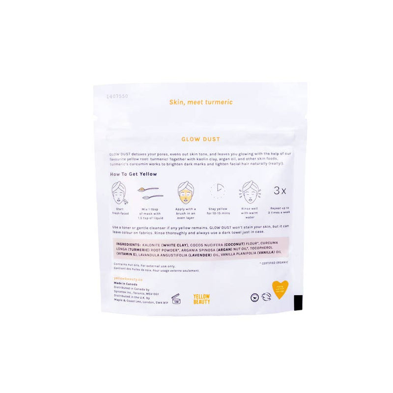 Glow Dust Facial Mask