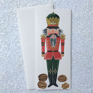Nutcracker Card - Box Set of 8