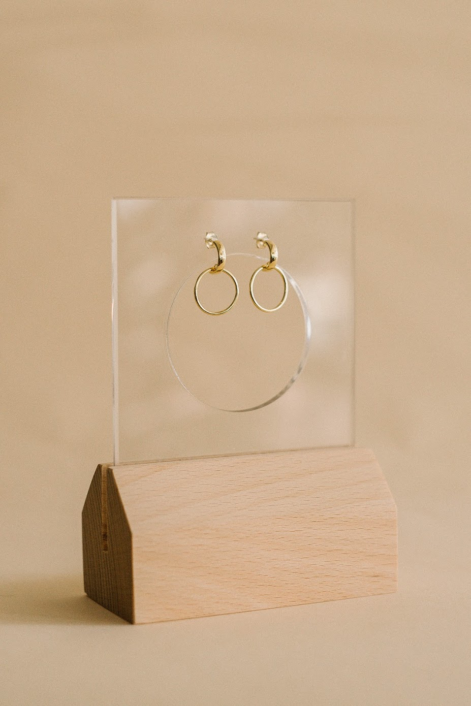 Double Hoop Ear Knockers