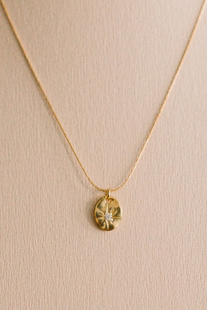 Ophelia Pendant Necklace