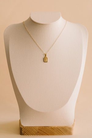 Keepsake Pendant Necklace