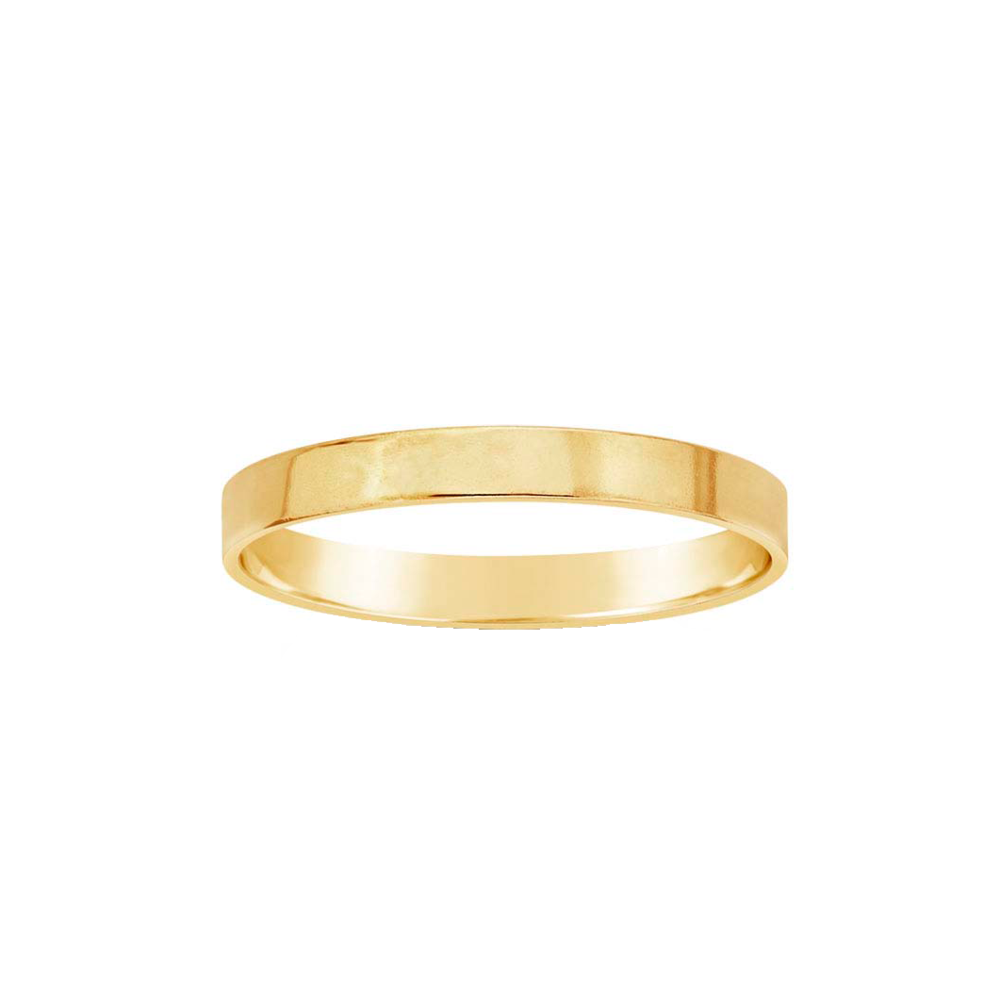 Smooth Talker Stacking Ring
